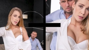 Nailed rough with tight czech babe Alexis Crystal