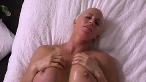 Plowing hard along with huge tits deutsch stepmom