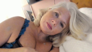 Nailing young mature in sexy lingerie