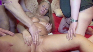 Rosella Extrem submissive pissing sex tape