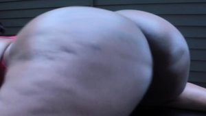 Fucked all the way outdoors