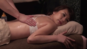 Hairy asian agrees to voyeur hard ramming