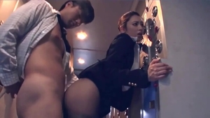 Nailing escorted by japanese MILF