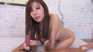 Fabulous asian need gets hard ramming in stockings in HD