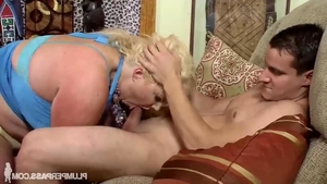Dick sucking in company with young babe Zoey Andrews