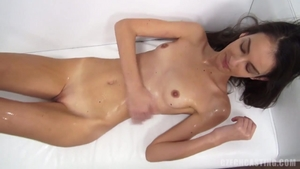 Oily czech at casting
