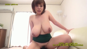 Alongside hairy big boobs asian MILF
