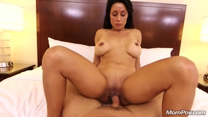 Hard nailining starring super cute stepmom