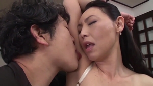 Asian stepmother need nailed rough HD