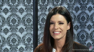 Arab brunette India Summer likes nailed rough in HD