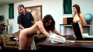 Erotic college girl really enjoys plowing hard
