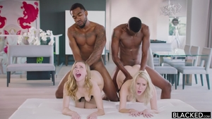 Babe Cadence Lux orgy sex tape