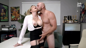Pussy fucking in office european Cory Chase HD