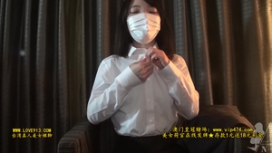 Hairy japanese amateur threesome in HD