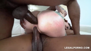 Rough nailing amongst horny Rocky Emerson in HD