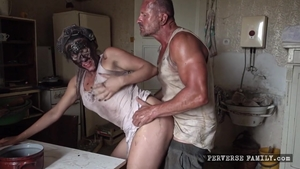 Too cute stepmom has a passion for hard pounding