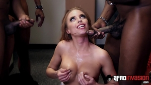 Loud sex with super hot teacher Britney Amber