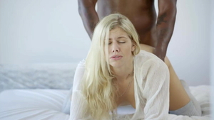 Blonde haired feels in need of plowing hard HD