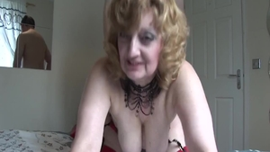 Reality slamming hard together with big ass british MILF