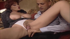 Pussy fucking italian bisexual in sexy lingerie