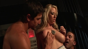 Large tits Carolyn Reese wishes threesome