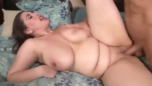 Busty amateur doggy sex HD