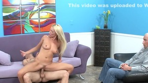 Stepmom Diana Doll feels the need for ramming hard