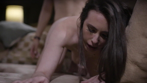 Reality blowjob together with hawt brunette Casey Calvert