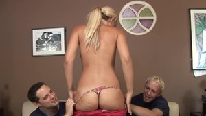 Jessica Lynn got her pussy smashed