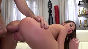 Hard nailining together with Kitty Fox as well as Molly B