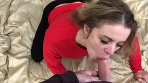 Stepmom goes in for sex HD